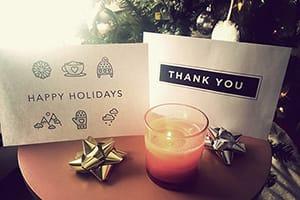 Marketing Editorial Calendar + REALTOR® Thank You Cards