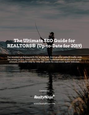 Real Estate Agent SEO E-Book