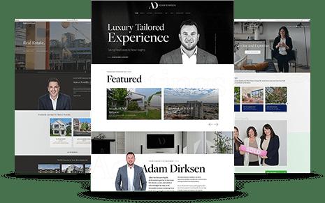 Fully Custom Website Examples