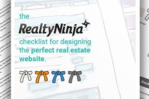 Checklist - Design the Perfect Real Estate Website